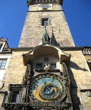 Astronomical Clock, Prague Travel