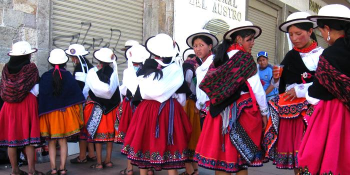 Cuenca, Ecuador Travel