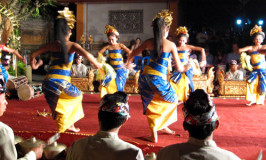 Legong Dance and Ramayana